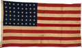 Military & Patriotic:WWII, USS Flasher (SS-249) Ensign. . ...