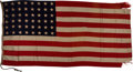 """Military & Patriotic:WWII, USS Missouri(BB-653) - """"The Mighty Mo"""" Ensign.. ..."""