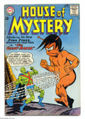 Silver Age (1956-1969):Science Fiction, House of Mystery #143 (DC, 1964) Condition: VG-. J'onn J'onzz, Manhunter begins. Story continued from Detective Comics #...