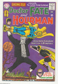 Silver Age (1956-1969):Miscellaneous, Showcase #55 and 56 Group (DC, 1965) Condition: Average FN. Bothissues feature Doctor Fate and Hourman. Approximate value f...(Total: 2 Comic Books Item)