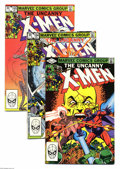Modern Age (1980-Present):Superhero, X-Men Modern Group (Marvel, 1982-85) Condition: Average NM-.Twenty-five issues in this nice lot of high-grade '80s books, i...(Total: 25 Comic Books Item)