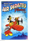 Bronze Age (1970-1979):Alternative/Underground, Air Pirates Funnies #1 (Hell Comics Group, 1972) Condition: VF. Infamous first issue of the comic book that brought a lawsui...