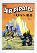 Bronze Age (1970-1979):Alternative/Underground, Air Pirates Funnies #2 (Hell Comics Group, 1971) Condition: VF/NM. Second (and last) issue of the comic book that brought a ...
