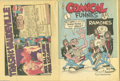 Bronze Age (1970-1979):Alternative/Underground, Comical Funnies #1-3 Group (S.O.B. Co., 1980-81) Condition: Average FN+. All three tab-sized issues of the comic paper featu... (Total: 3 Comic Books Item)