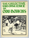 Bronze Age (1970-1979):Alternative/Underground, Dan O'Neill Underground Comix Group (Various, 1969-73). Two trade paperback collections of Odd Bodkins strips by Underground... (Total: 2 Comic Books Item)