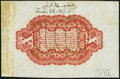 Fractional Currency:Third Issue, J.N. Huston Courtesy Autograph Fr. 1251SP 10¢ Third Issue New.. ...