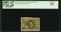 Fractional Currency:Second Issue, Fr. 1286 25¢ Second Issue PCGS About New 53.. ...