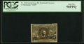 Fractional Currency:Second Issue, Fr. 1316 50¢ Second Issue PCGS About New 50PPQ.. ...