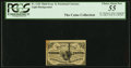 Fractional Currency:Third Issue, A.U. Wyman Courtesy Autograph Fr. 1226 3¢ Third Issue PCGS Choice About New 55.. ...