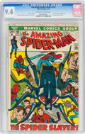 Bronze Age (1970-1979):Superhero, The Amazing Spider-Man #105 (Marvel, 1972) CGC NM 9.4 Off-white to white pages....