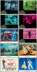 Movie Posters:Rock and Roll, Twist Around the Clock & Other Lot (Columbia, 1961). Fine/Very Fine. Title Lobby Cards (2) & Lobby Cards (15), & Mexican Lob... (Total: 18 Items)