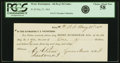 Obsoletes By State:Rhode Island, Camp 4th Regiment R.I. Volunteers, RI- Henry Buckingham, Sutler $1 May 25, 1864 Durand 2753 Keller RI-PA-D PCGS Choice Abo...