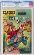 Golden Age (1938-1955):Classics Illustrated, Classics Illustrated #53 First Edition (Gilberton, 1948) CGC VF/NM 9.0 Off-white pages....