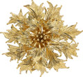 Estate Jewelry:Brooches - Pins, Gold Brooch, Tiffany & Co. . ...