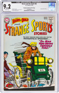 Silver Age (1956-1969):Adventure, The Brave and the Bold #48 Strange Sports Stories - Murphy Anderson File Copy (DC, 1963) CGC NM- 9.2 Off-white pages....
