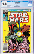Modern Age (1980-Present):Science Fiction, Star Wars #68 (Marvel, 1983) CGC NM/MT 9.8 White pages....
