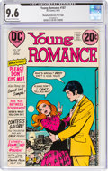 Bronze Age (1970-1979):Romance, Young Romance #187 Murphy Anderson File Copy (DC, 1972) CGC NM+ 9.6 Off-white to white pages....