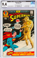 Bronze Age (1970-1979):Superhero, Superman #238 Murphy Anderson File Copy (DC, 1971) CGC NM 9.4 White pages....