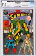 Bronze Age (1970-1979):Superhero, Superman #241 Murphy Anderson File Copy (DC, 1971) CGC NM+ 9.6 White pages....