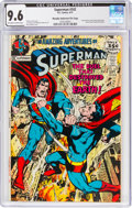 Bronze Age (1970-1979):Superhero, Superman #242 Murphy Anderson File Copy (DC, 1971) CGC NM+ 9.6 Off-white to white pages....