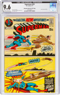 Bronze Age (1970-1979):Superhero, Superman #235 Murphy Anderson File Copy (DC, 1971) CGC NM+ 9.6 Off-white to white pages....