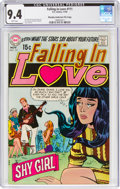 Silver Age (1956-1969):Romance, Falling in Love #111 Murphy Anderson File Copy (DC, 1969) CGC NM 9.4 White pages....