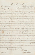 Autographs:Military Figures, General Orders No. 19: John W. Geary Letter Written and Signed in a Secretarial Hand....