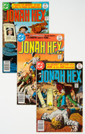 Bronze Age (1970-1979):Western, Jonah Hex #1-9 Group (DC, 1977-78) Condition: Average FN/VF.... (Total: 9 Comic Books)