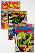 Silver Age (1956-1969):Miscellaneous, DC Silver Age Group of 14 (DC, 1960s).... (Total: 14 Comic Books)
