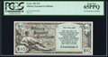 Military Payment Certificates:Series 481, Serial 09000006 Series 481 $10 PCGS Gem New 65PPQ.. ...