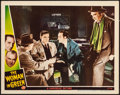 """Movie Posters:Mystery, The Woman in Green (Universal, 1945). Very Fine-. Lobby Card (11"""" X 14""""). Mystery.. ..."""