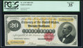 Fr. 1178 $20 1882 Gold Certificate PCGS Very Fine 35
