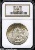 Morgan Dollars: , 1883-O S$1 MS67 NGC. ...