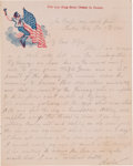 Military & Patriotic:Civil War, Civil War Letter Archive of Charles M. Grant, 59th Ohio Infantry. ...
