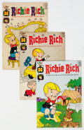 Richie Rich #2, 5 and 25 Group (Harvey, 1961-64) Condition: Average VG.... (Total: 3 )