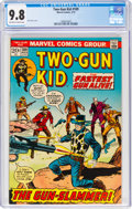 Bronze Age (1970-1979):Western, Two-Gun Kid #109 (Marvel, 1973) CGC NM/MT 9.8 Off-white to white pages....