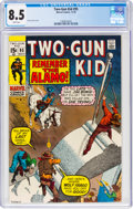 Bronze Age (1970-1979):Western, Two-Gun Kid #95 (Marvel, 1970) CGC VF+ 8.5 White pages....