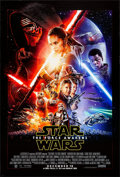"Movie Posters:Science Fiction, Star Wars: Episode VII - The Force Awakens (Walt Disney Studios, 2015). Rolled, Very Fine/Near Mint. One Sheet (27"" X 40"") D..."