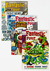 Fantastic Four Group of 56 (Marvel, 1969-79) Condition: Average VF/NM.... (Total: 56 )