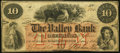 Obsoletes By State:New Hampshire, Hillsborough, NH- Valley Bank Altered $10 Jan. 1, 1864 Fine.. ...
