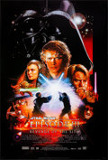 "Movie Posters:Science Fiction, Star Wars: Episode III - Revenge of the Sith (20th Century Fox, 2005). Rolled, Very Fine/Near Mint. One Sheet (27"" X 40"") DS..."