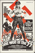 """Movie Posters:Exploitation, Ilsa, She Wolf of the SS (Cambist Films, 1975). Folded, Fine-. Poster (23"""" X 35""""). Exploitation.. ..."""