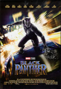 """Movie Posters:Action, Black Panther (Walt Disney Studios, 2018). Rolled, Very Fine/Near Mint. Canadian One Sheet (27"""" X 39.5"""") DS. Action.. ..."""