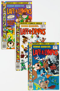 Laff-A-Lympics Group of 10 (Marvel, 1978-79) Condition: Average NM-.... (Total: 10 )