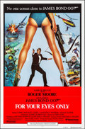 """Movie Posters:James Bond, For Your Eyes Only (United Artists, 1981). Folded, Very Fine/Near Mint. International One Sheet (27"""" X 41""""). James Bond.. ..."""