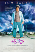 """Movie Posters:Comedy, The 'Burbs & Other Lot (Universal, 1988). Folded, Fine+. One Sheets (2) (27"""" X 39.75"""" & 27"""" X 41"""") DS. Comedy.. ... (Total: 2 Items)"""