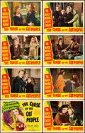 "Movie Posters:Horror, The Curse of the Cat People (RKO, 1944). Very Fine-. Lobby Card Set of 8 (11"" X 14"").. ... (Total: 8 Items)"