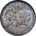 """World Lots, World Lots: Anne silver """"Expedition to Vigo Bay"""" Medal 1702-Dated MS63 NGC,..."""