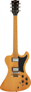 Musical Instruments:Electric Guitars, 1978 Gibson RD-Custom Natural Solid Body Electric Guitar, Serial #72158040.. ...