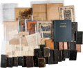 Military & Patriotic:Civil War, Civil War Diaries and Related Manuscripts of Charles E. Smith, 32nd Ohio Volunteer Infantry. . ...